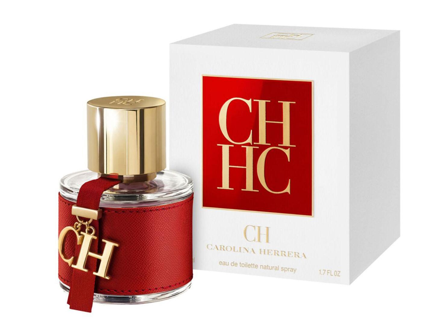 Perfume Carolina Herrera Ch Edt 50 Ml Perfumes Mujer Paris