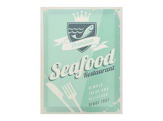 Canvas Restaurant Seafood 30 x 40 cm Attimo,,hi-res
