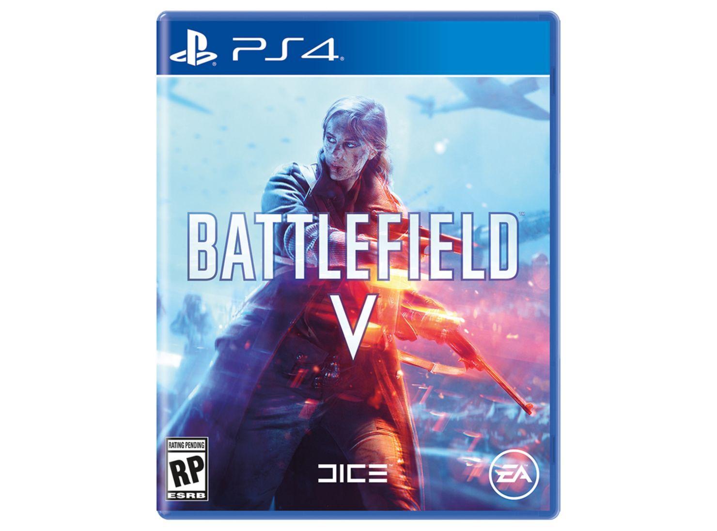 Juego Ps4 Battlefield V Juegos Ps4 Y Vr Paris