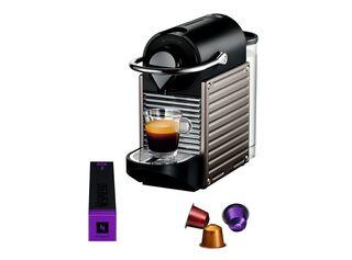 Cafetera Nespresso Pixie Titan Gris,,hi-res