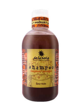 Shampoo Chocolate Naranja 250 ml De La Savia,,hi-res