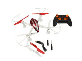 Drone 40 cm Luz LED Paris,,hi-res