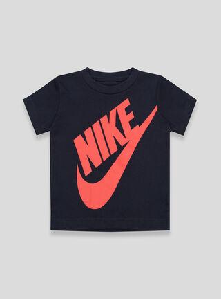 Polera Nike Básico Niño,Azul Marino,hi-res