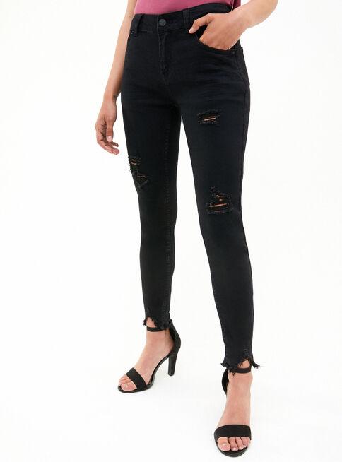 Jeans%20Super%20Skinny%20Tiro%20Medio%20Roturas%20JJO%2CNegro%2Chi-res
