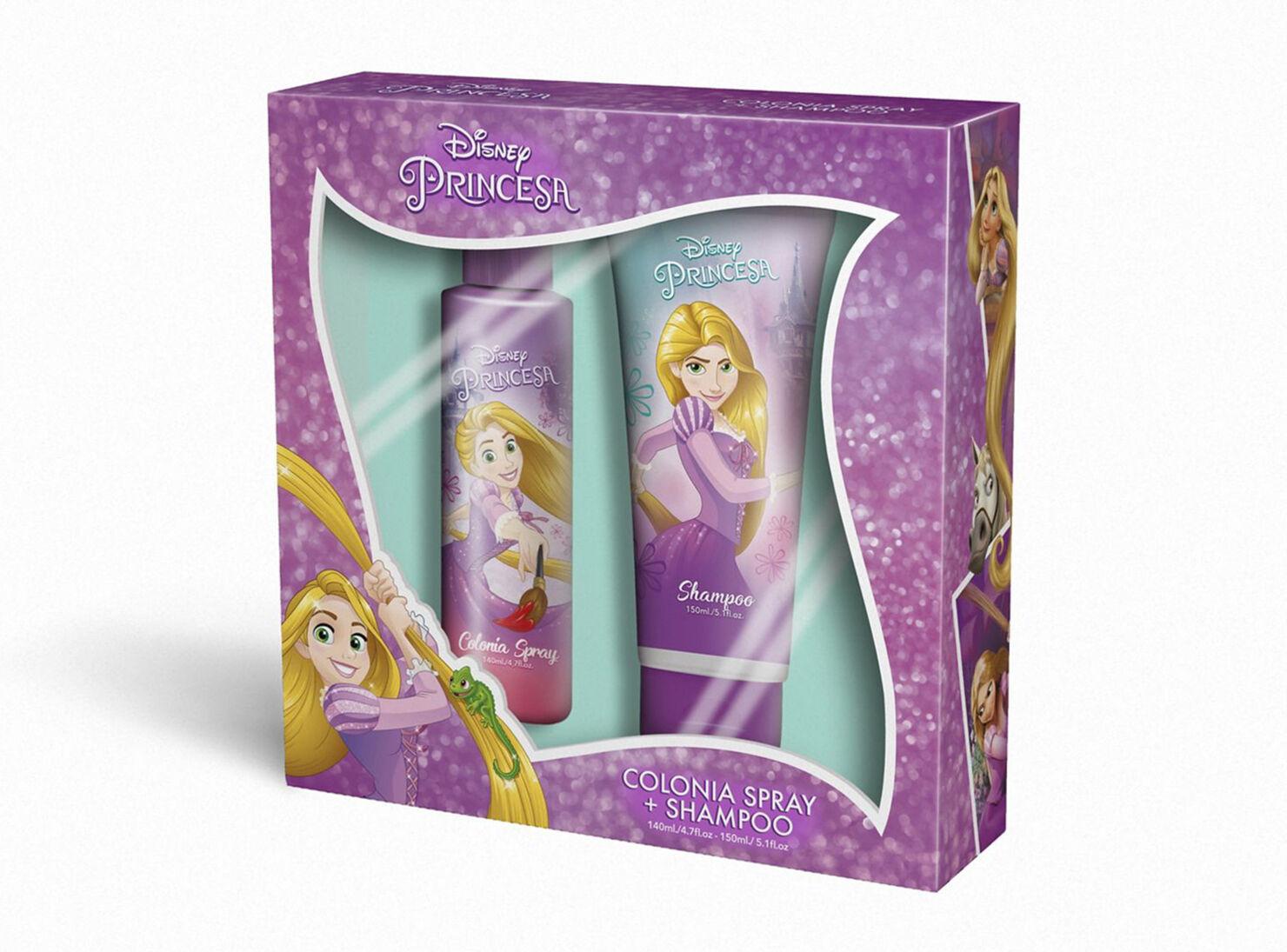 f88e2c0a5d5 Colonia Spray + Shampoo Rapunzel Disney Gelatti en Perfumes Mujer ...
