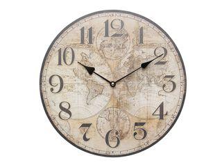 Reloj Mundo 34 x 34 x 4.5 cm Attimo,,hi-res