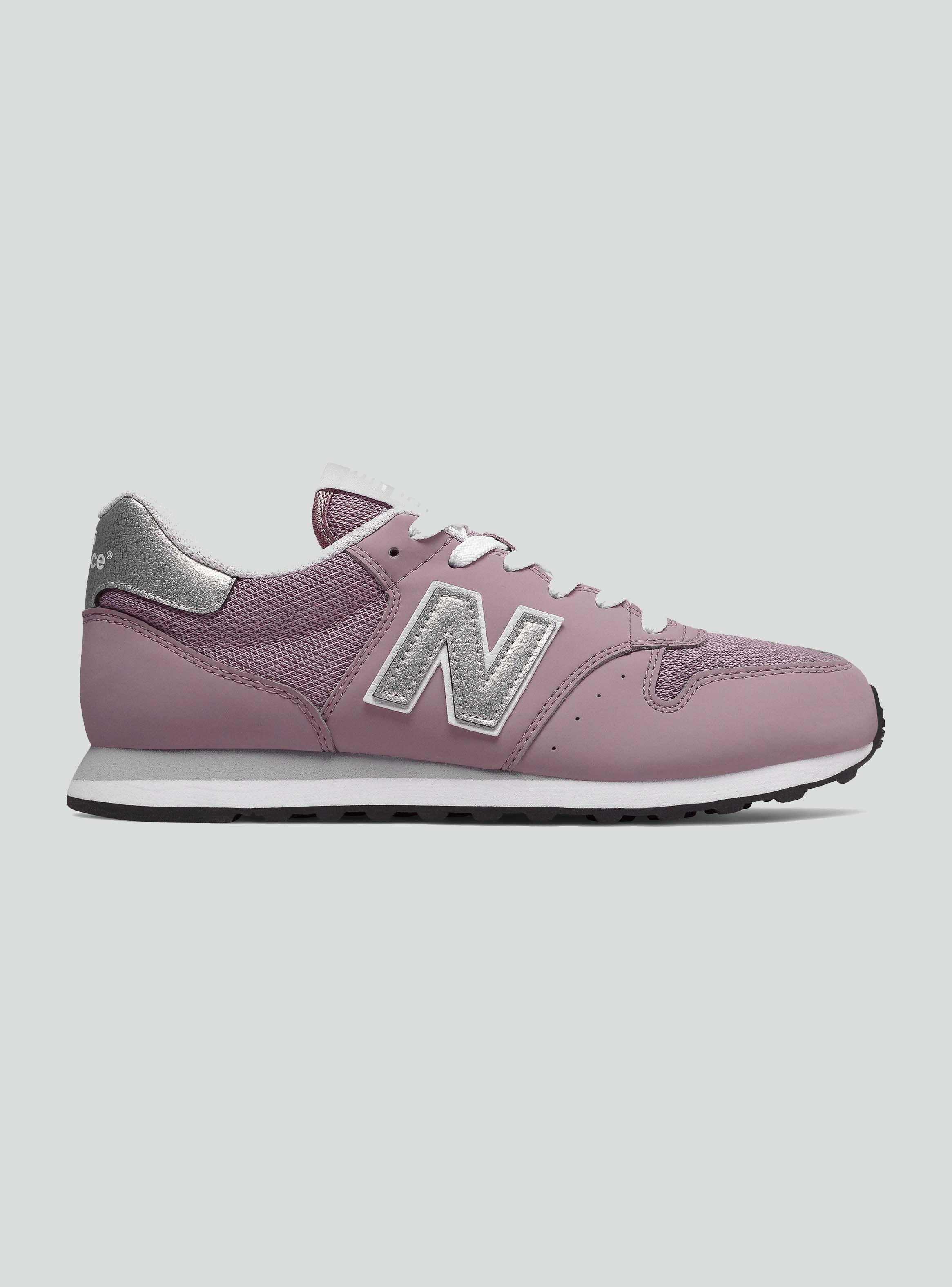 new balance 500 mujer rosa