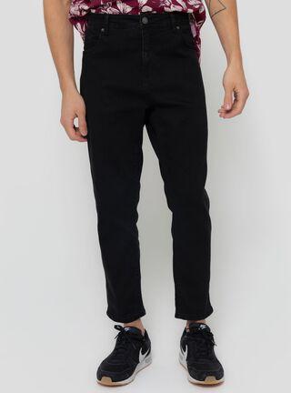 Jeans Básico Foster,Negro,hi-res