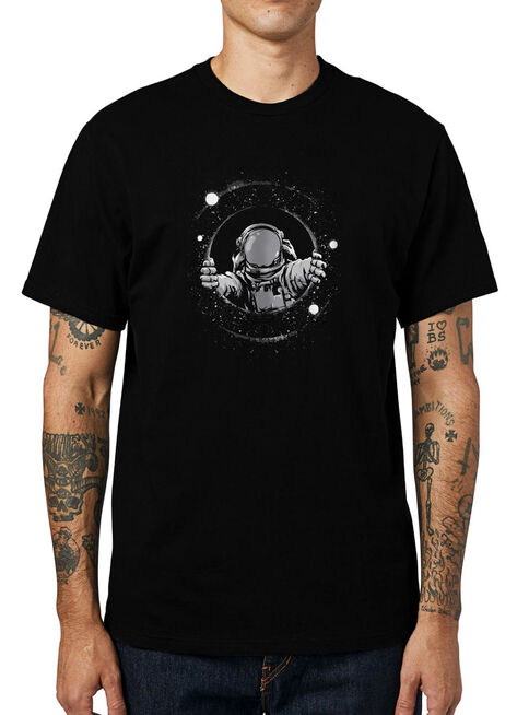 Polera%20Astronaut%20Tunnel%20Negra%20Get%20Out%2CNegro%2Chi-res