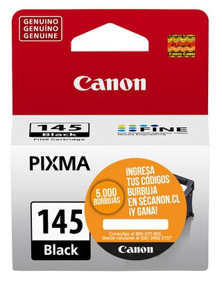 Tinta Canon PG 145 Negra,,hi-res