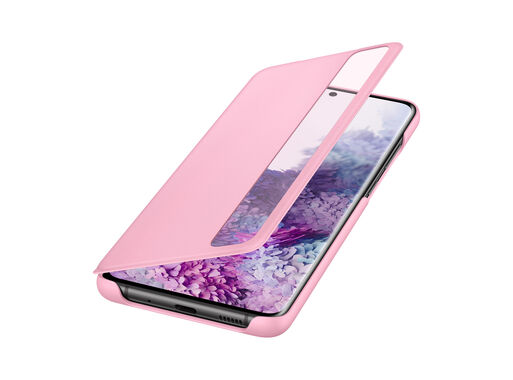 Carcasa%20Samsung%20Clear%20View%20Cover%20Galaxy%20S20%2B%20Rosado%2C%2Chi-res