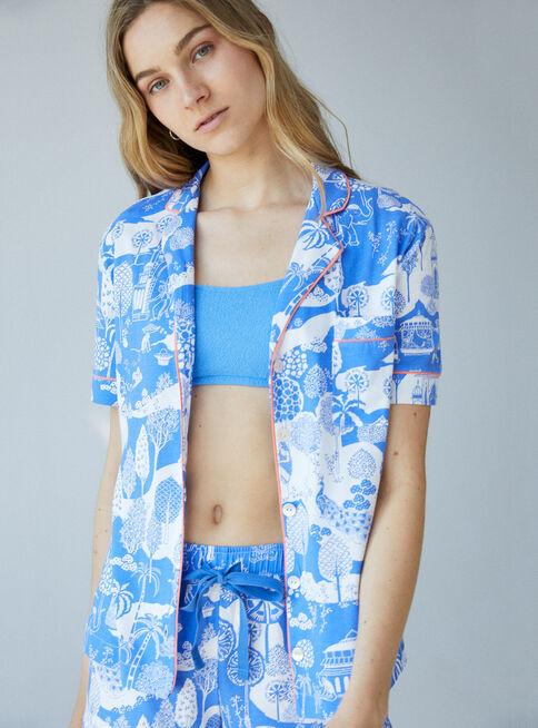 Pijama%20Jaipur%20Masculine%20Pj%20Blue%20Print%2CAzul%20Petr%C3%B3leo%2Chi-res