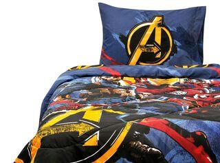 Plumón Avengers Infinity War Licencias Infantiles 1.5 Plazas,,hi-res