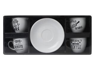 Set 4 Tazas Café 90 cc Attimo,,hi-res