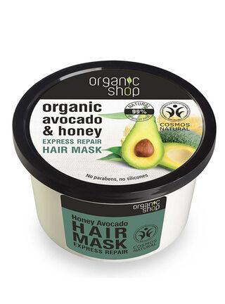 Mascara Capilar Palta 250 ml Organic Shop,,hi-res