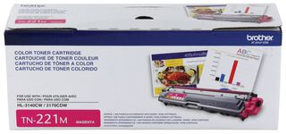Toner Brother TN221 Magenta,,hi-res