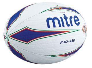 Pelota Rugby Max 460 N°5 Mitre,Lino,hi-res