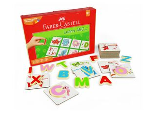 Set Learn ABC Faber-Castell,,hi-res