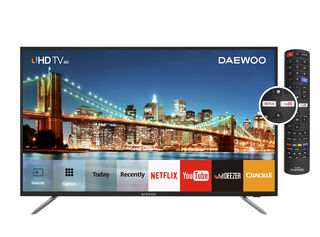 """LED 55"""" Daewoo Smart TV Ultra HD 4K U55v880,,hi-res"""