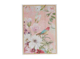 Libreta 11 x 15.5 x 2 cm Rosado Sarah Miller,,hi-res