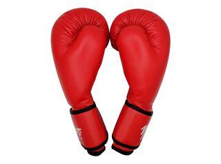 Guantes de Boxeo Muvo 12oz Rojo,Rojo,hi-res