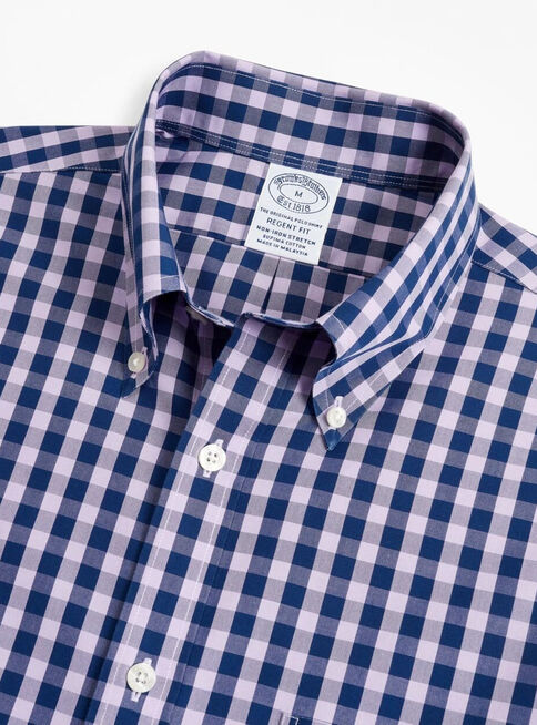 Camisa%20Cuadros%20Azul%20Brooks%20Brothers%2CAzul%2Chi-res