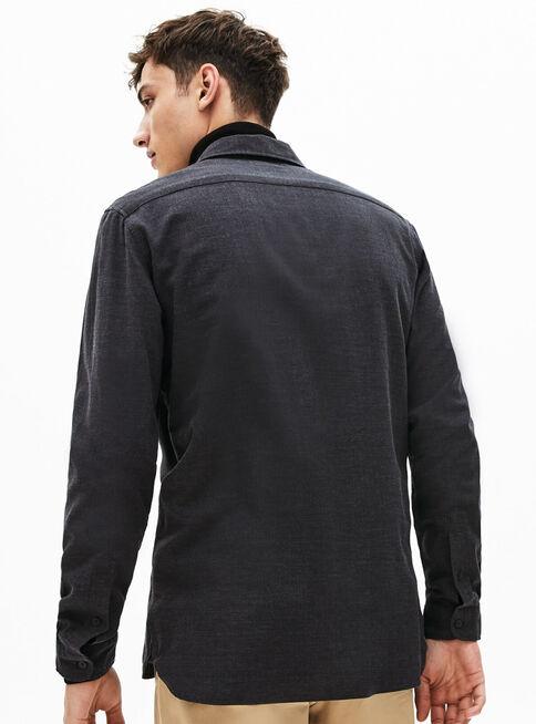 Camisa%20Casual%20Manga%20Larga%20Lacoste%2CGris%2Chi-res