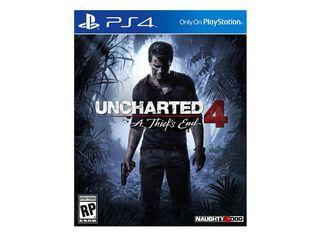 Juego PS4 Uncharted 4 A Thiefs End,,hi-res