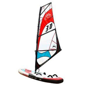 Windsurf Aqua Marina Champion 3mts,Rojo,hi-res
