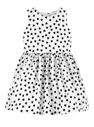 Vestido Niña 2 A 4 Años Carter's,Diseño 1,hi-res