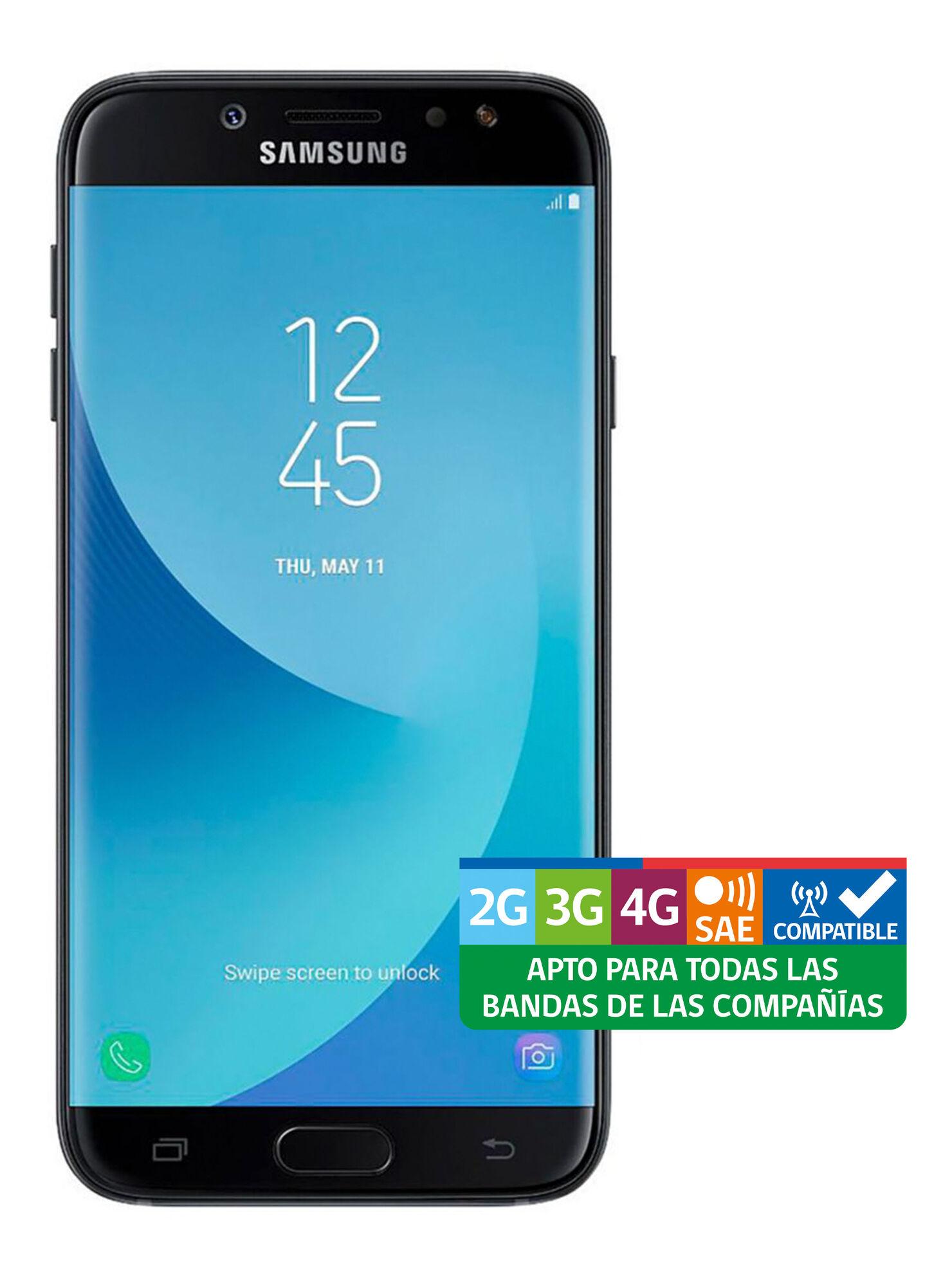 Smartphone Samsung Galaxy J7 Pro Negro Claro - Smartphones  2504a23c39cf