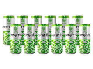 Bebida Zerenity Pack 12 Unidades 250 cc Limón,,hi-res