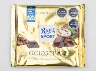Ritter Sport Goldschatz 250 gr,,hi-res