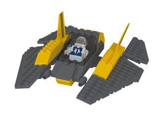 Bloques de Construcción Nave Espacial Bestlock,,hi-res