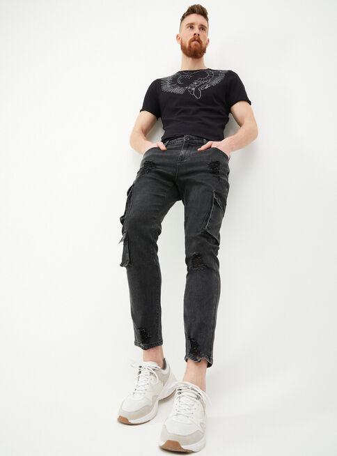 Jeans%20Skinny%20Cargo%20Roturas%20JJO%2CNegro%2Chi-res