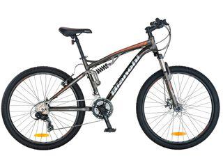 Bicicleta MTB Bianchi XC-7000 DSX Aro 26 Gris Freno Disco,Gris,hi-res