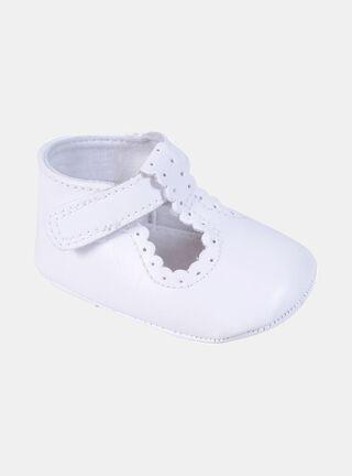 Zapato Colloky Reina Niña,Blanco,hi-res