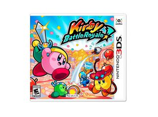 Juego Nintendo 3DS Kirby Battle Royale,,hi-res