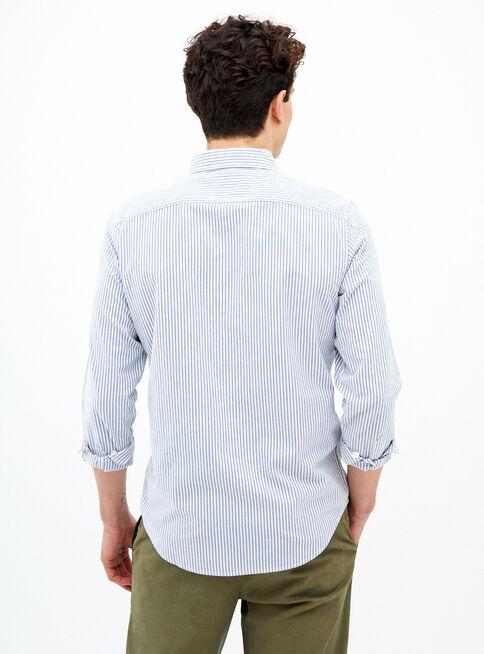 Camisa%20Rayada%20Oxford%20American%20Eagle%2CAzul%2Chi-res
