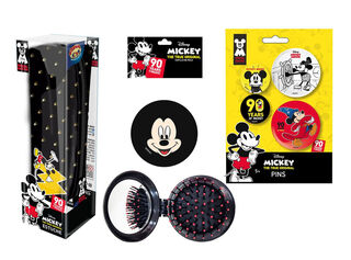 Set Cepillo Concha Mickey,,hi-res