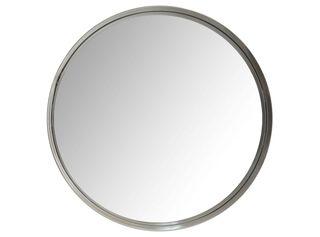 Espejo Silver Redondo Metálico Attimo,,hi-res