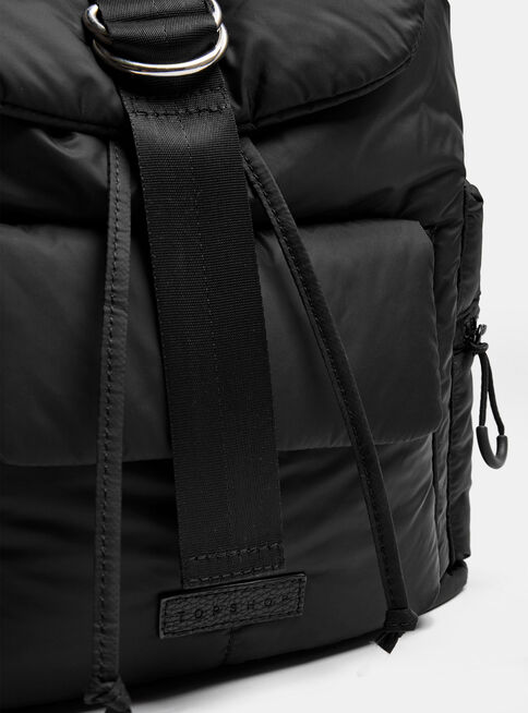Mochila%20Ring%20Backpack%20In%20Black%20Topshop%2C%C3%9Anico%20Color%2Chi-res