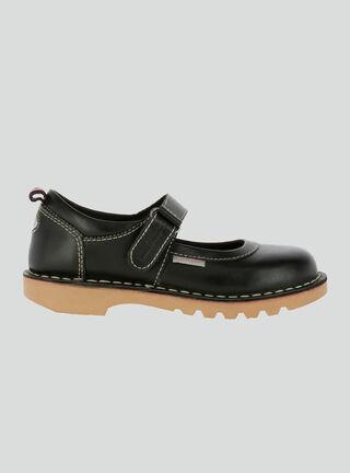 Zapato HUSH PUPPIES Spring Escolar Niña,Negro,hi-res