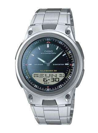 Reloj Análogo Digital Casio AW-80D-1AVDF Hombre,,hi-res