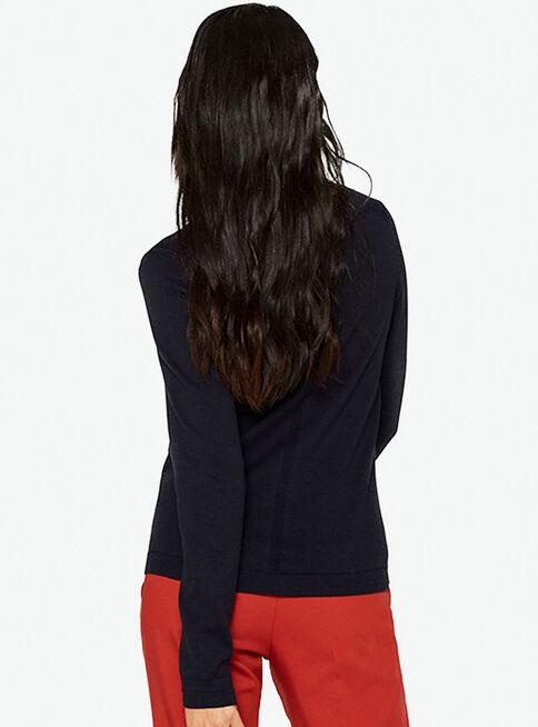 Sweater%20Escote%20Redondo%20con%20Algod%C3%B3n%20Ecol%C3%B3gico%20Esprit%2CAzul%20Marino%2Chi-res