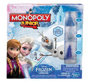 Monopoly Junior Juego Frozen,,hi-res
