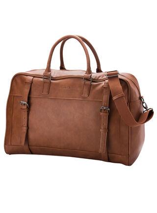 Bolso Travel Bag Darwin Rocha,Café,hi-res