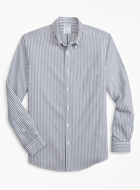 Camisa%20a%20Rayas%20Azul%20Brooks%20Brothers%2CAzul%2Chi-res