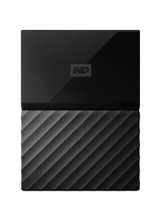Disco Duro WD My Passport 1TB Negro + Funda,,hi-res