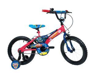 Bicicleta Infantil Disney Cars Aro 16,Granate,hi-res